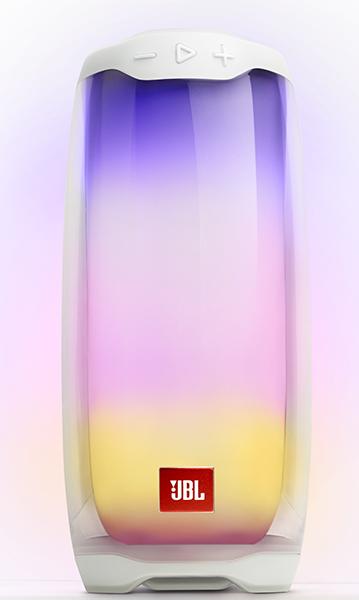 JBL Pulse 4 Taşınabilir Bluetooth Hoparlör - White