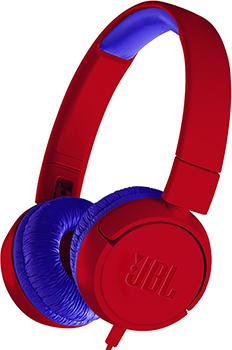 JR300, Çocuk Kulaklığı, OE, Kırmızı/Mavi