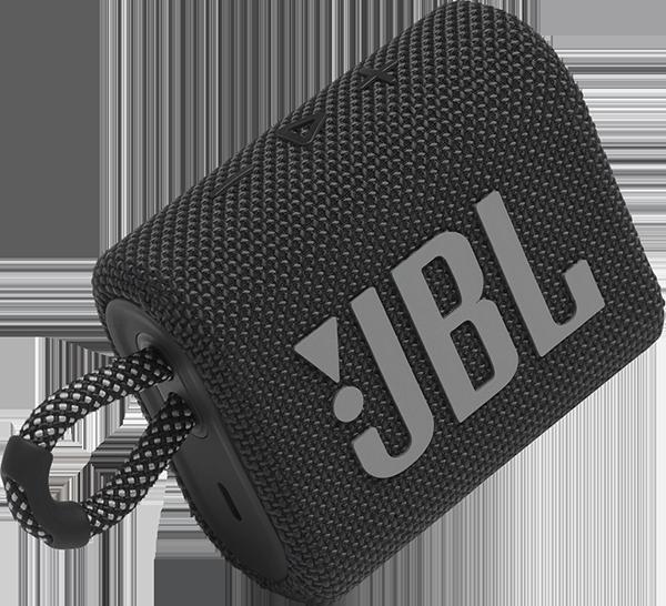 JBL Go 3 Taşınabilir Bluetooth Hoparlör - Siyah