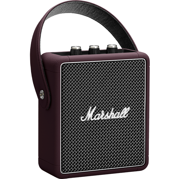Marshall Stockwell II BT, Burgundy